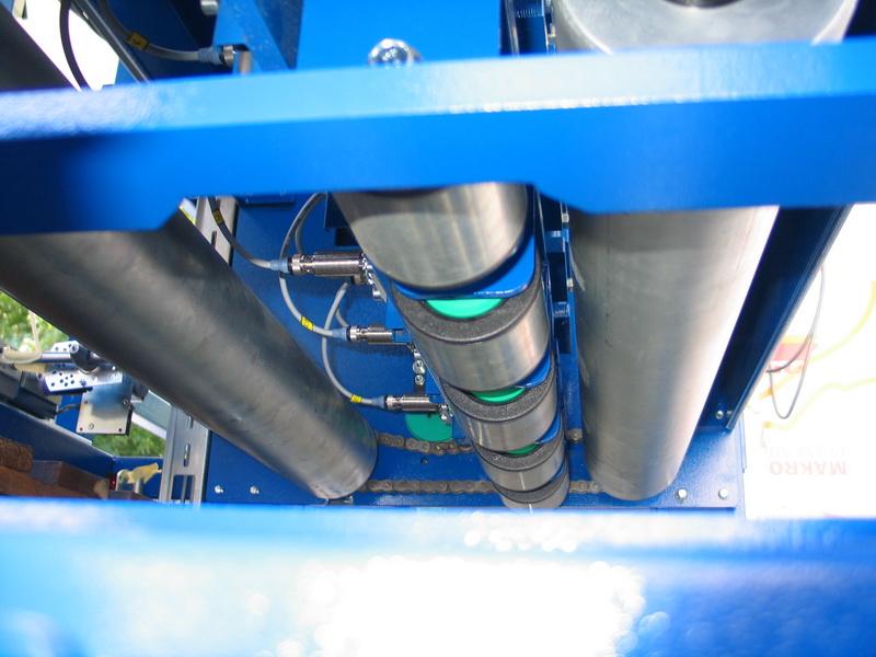 hydraulisch angetriebene Druckbelastungsprüfung