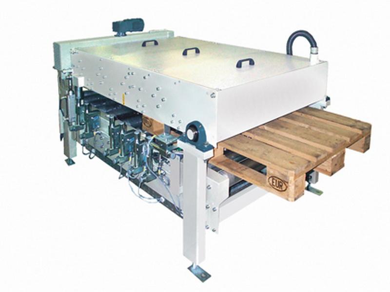 kompaktes Inline-Prüfaggregat: Prüfung von Abmaßen, Kufen und Decks